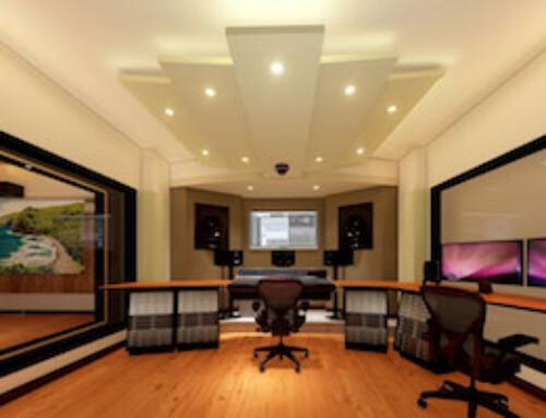 World-Class Recording Studio Coming To Washington Middle School