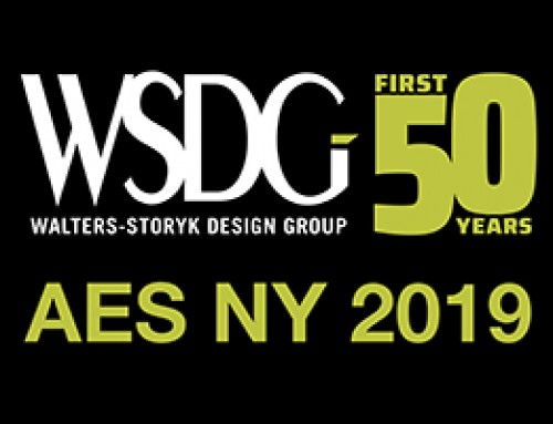 Watch the WSDG Talks at AES 2019!
