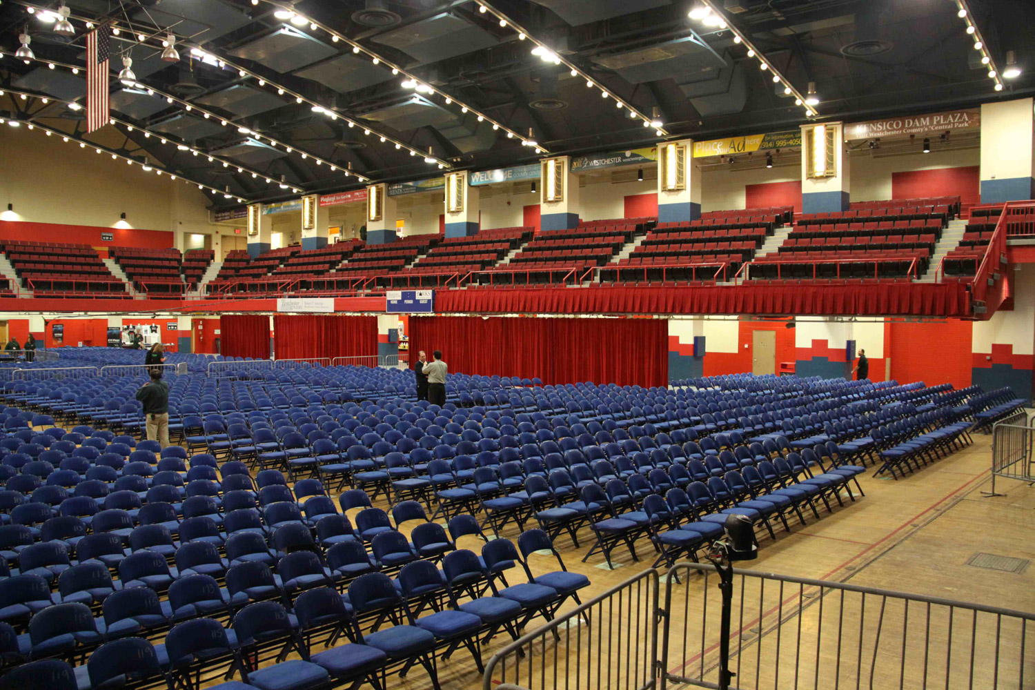 Westchester County Center Wsdg