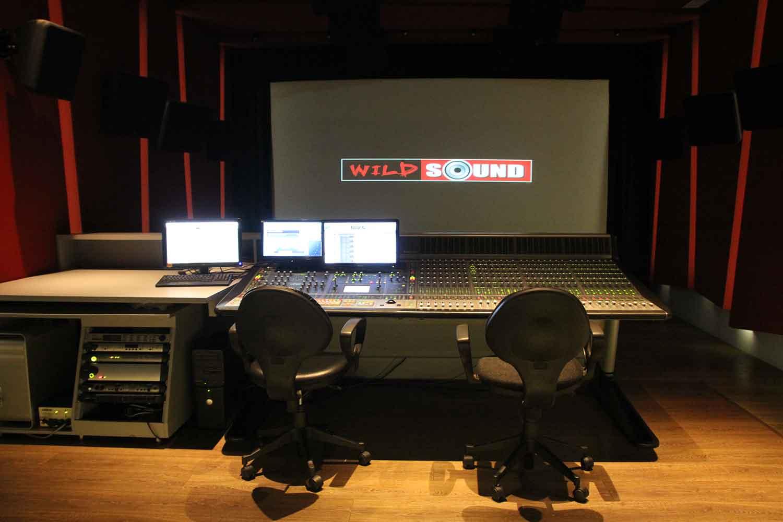 Wildsound Atmos Film Mixing 5