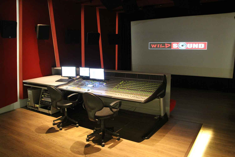 Wildsound Atmos Film Mixing 3