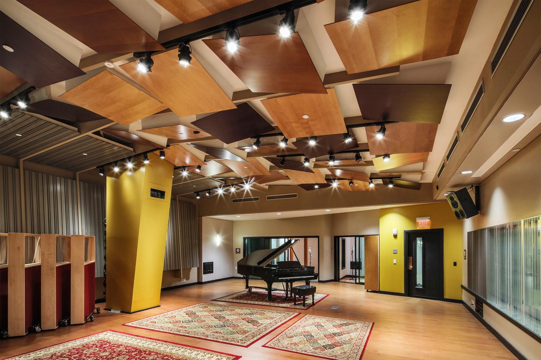 Berklee College Of Music 160 Mass Ave Wsdg