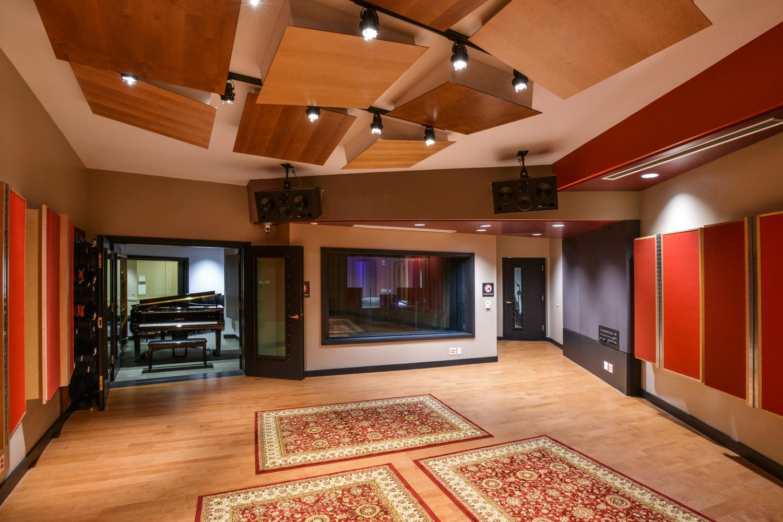 berklee college of music premieres ten studio complex wsdg