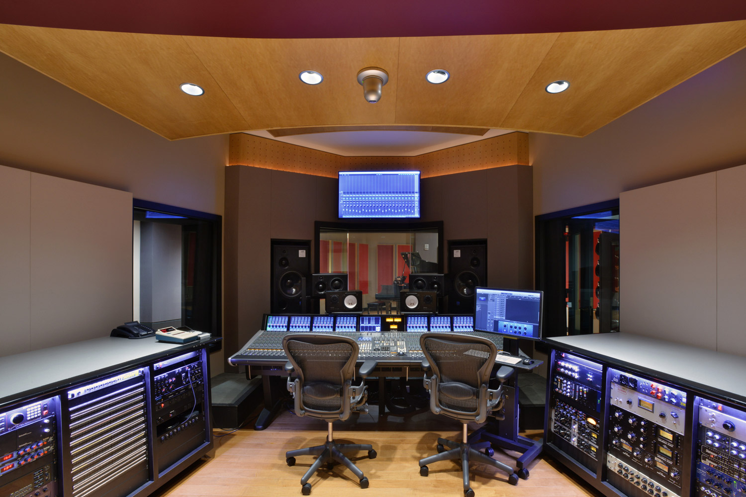Number 9 Audio Group  Recording Studio Toronto