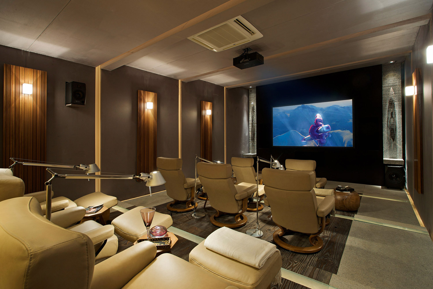 Casa Cor Home Cinema 2009 Wsdg