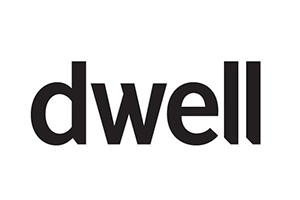 Dwell online magazine / blog official logo.