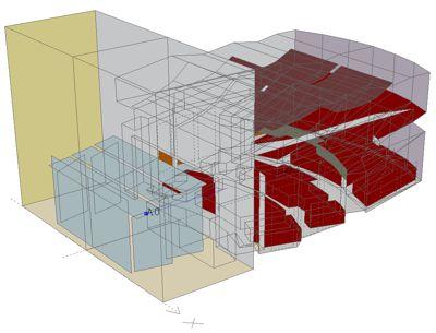 fig. 1 - acoustical model
