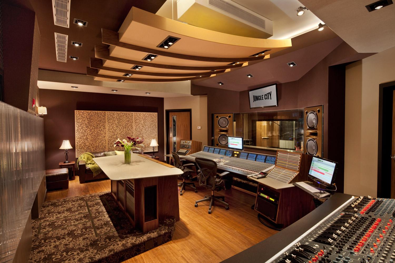 Enjoyable Jungle City Studios Ann Mincieli Wsdg Largest Home Design Picture Inspirations Pitcheantrous