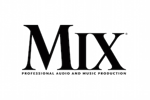 Mix Magazine Logo