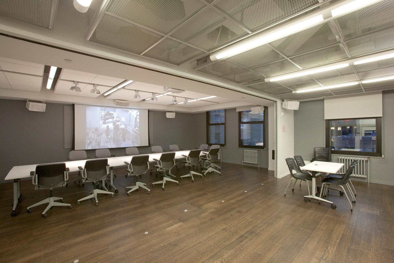 NYU Steinhardt Dolan Music Technology Center