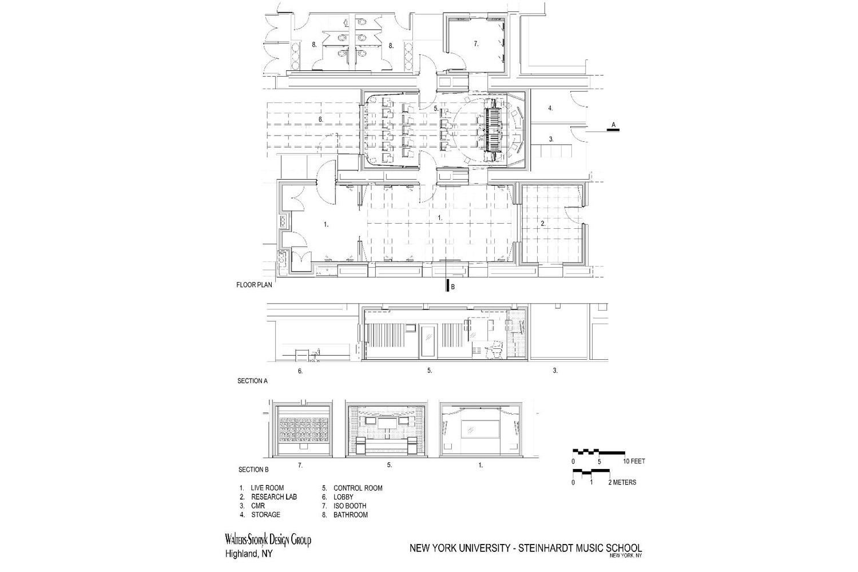 100 Nyu Alumni Hall Floor Plan Interlochen Center