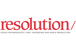 Resolution magazine logo 2021.