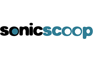 Sonic Scoop Logo